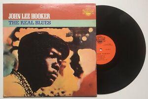 LP JOHN LEE HOOKER THE REAL BLUES    USA 1970