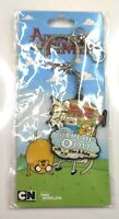 Adventure Time The Ride of OOO with Finn & Jake 3-d Rubber Keychain