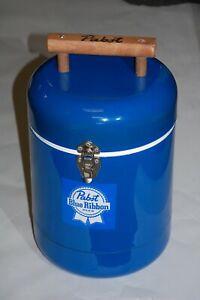 Pabst Blue Ribbon Cooler Vintage NOS - No box