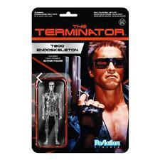 THE TERMINATOR REACTION T800 Endoskeleton - Action Figure NEW