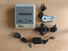 Super Nintendo Entertainment System Konsole mit Original Controller SNES