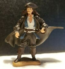 Disney,  Jack Sparrow, Pirates of The Caribbean,  Cake Topper. Plastic Figure.