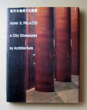 Aldo Rossi, Hotel IL PALAZZO A City Stimulated by Architecture / 1990, Fukuoka