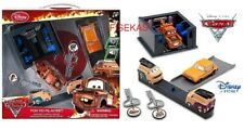 Disney Store Cars 2 Tokyo Key Charger Playset Mater Grem with Keys Sounds NEW