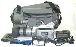【GOOD++】SONY DCR-VX1000 Camcorder   Set  From JAPAN