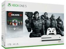 Microsoft Xbox One S 1TB Pack de Consola y Gears 5 – Blanca