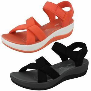 Ladies Clarks Ankle Strap Sandals Arla Gracie