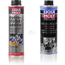 Original LIQUI MOLY  Set Hydro-Stößel-Additiv und Pro-Line Motorspülung