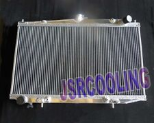 2 ROW Aluminum Radiator fit for NISSAN ALTIMA 1993-2001 AT MT New