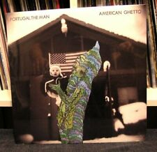 """Portugal the Man """"American Ghetto"""" Lp Og Sealed Circa Survive Cage the Elephant"""