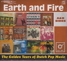 Earth and Fire The Golden Years Of Dutch Pop Music 2 CD Set Sealed 2016