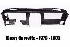 Chevrolet Corvette Molded Dash Cap Cover 1978 1979 1980 1981 1982 C4 C5