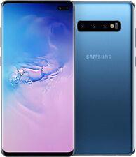 "Samsung Galaxy S10+ PLUS 6.4"" 128GB+8GB RAM ITALIA NUOVO Dual Sim Prism Blue"