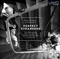 Goebbels / Sondergar - Perfect Strangers / Zappa [New SACD]