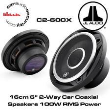 "JL Audio C2-600X - 16cm 6"" 2-Way Car Coaxial Speakers 100W RMS Power"