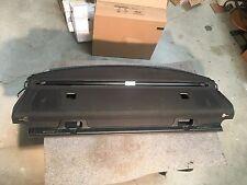 OEM BMW e92 e93 328i 335i Coupe Black Rear Deck Cover Shelf Sun Blind Shade