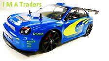 Nuevo 4WD Drift réplica Rally Scooby Subaru Impreza R/C1-10 Control Remoto Rc Navidad
