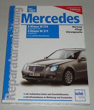 Reparaturanleitung Mercedes E-Klasse W210 / W211 Diesel CDI, Baujahre 2000-2008