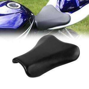 Black Front Driver Seat Pillion Cushion Fit For Suzuki GSX-R GSXR 1000 2005-2006