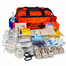Ultimate Sports First Aid Kit in Orange Holdall