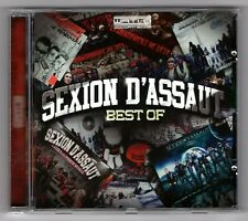 CD RAP FRANCAIS ★ SEXION D'ASSAUT - BEST OF ★ ALBUM CD + DVD