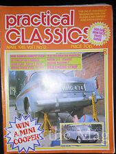 Practical Classics Apr 1981 Vol1 Issue12 Lotus Elan Buyers Guide + Porsche 911 E