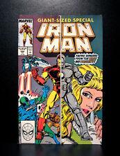 COMICS: Marvel: Iron Man #244 (1989), double-sized special - RARE