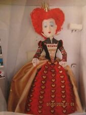Tonner Alice in Wonderland  Iracebeth The Red Queen doll