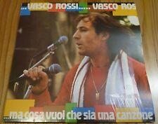 LP VASCO ROSSI - ...MA COSA VUOI CHE SIA UNA CANZONE - 1982 - PHOL 11310