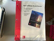 Finacial Accounting, 4th Edition, Spiceland & Thomas Binder ready edition Sealed