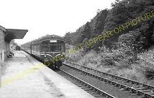 Trentham Gardens Railway Station Photo. Stoke Line. North Staffordshire Rly. (1)