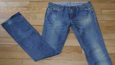 LE TEMPS DES CERISES Jeans pour  Femme W 25 - L 34 Taille Fr 34  (Réf # F040)