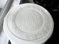 "Princess House Fantasia Pattern 13"" Wide Serving Platter"