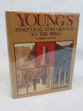 Robert Young YOUNG'S ANALYTICAL CONCORDANCE TO THE BIBLE Thomas Nelson 1980