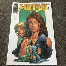 TOP COW. WITCHBLADE COMIC. J.D. SMITH. MARCH 12, 1997