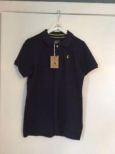 Smart Navy Boys Jnr Woody Polo Shirt - Joules - BNWT - RRP £16.95