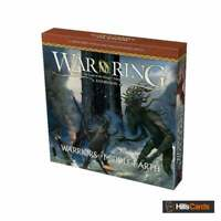 Warriors Of Middle Earth Expansion for War Of The Ring Board Game By Ares Games