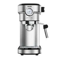 Machine à café expresse - Cafelizzia 790 Steel Pro -  20 bars - 1350 W -  1,2 L