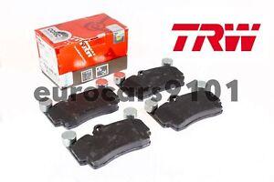 New! Audi Q7 TRW Rear Disc Brake Pad Set GDB1653 7L0698451H