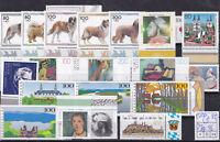 brd Jahrgang 1996 postfrisch, mit Blocks