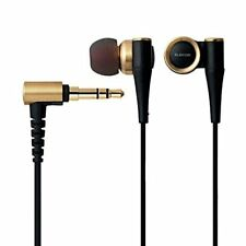 Elecom high stereo compatible stereo earphone canal EHP-CH1000GD Import Japan