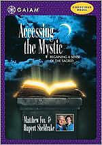 ACCESSING THE MYSTIC (Matthew Fox) - DVD - Region Free - Sealed