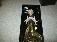 Marilyn Monroe  Portrait  Doll  - Franklin Mint- NEW