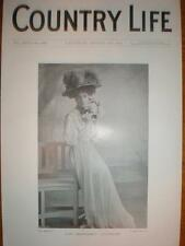 Photo Lady Montgomery Cuninghame (nee Des Voeux) 1909