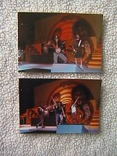 """Anthrax Lot Of (2) In Concert Photo'S 3"""" X 5"""" Pittsburgh Civic Arena"""