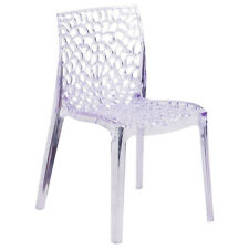 Artistic Crystal Stackable Chair