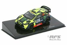 Valentino Rossi Ford Fiesta WRC Rallye Monza 2018 Monster 1:43 IXO RAM 694 NEU
