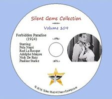 """DVD """"Forbidden Paradise"""" (1924) Ernst Lubitsch, Pola Negri, Classic Silent Drama"""