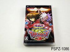 Yu-Gi-Oh Duel Monsters GX Tag Force 3 PSP Japanese Import Yugioh JP US Seller A