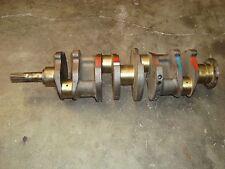 Ford Tractor Amp Ind Gas Engine Crankshaft 134 172 192 Oem New D4jl6300a